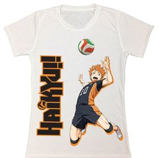 Haikyu!! Shoyo Hinata Juniors' Sublimation T-Shirt