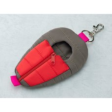 Nendoroid Pouch Sleeping Bag: Grey and Red Ver.