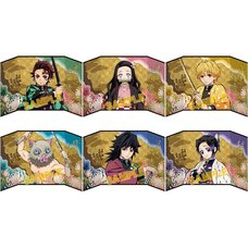 Kimetsu no Yaiba Mini Folding Screen Collection A Box Set