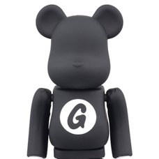 BE@RBRICK 100% Resonate Goodenough Black