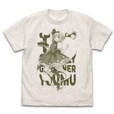 Touhou Project Youmu Konpaku: Eri Natsume Ver. Natural T-Shirt