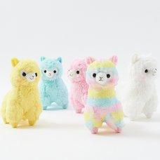 Alpacasso Rainbow Alpaca Plush Collection (Standard)