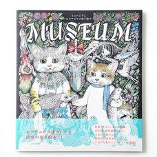 Museum - Yuko Higuchi Coloring Book