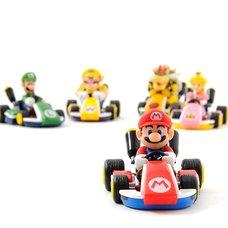 Mario Kart 8 Pull-Back Figures