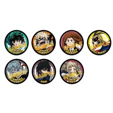 My Hero Academia Charaby Badge Collection Box Set