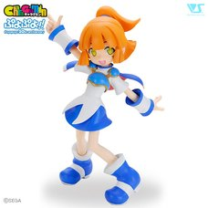 CharaGumin Arle Non-Scale Garage Kit