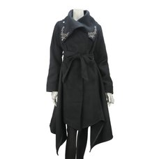 Rozen Kavalier Irregular Hem Coat B