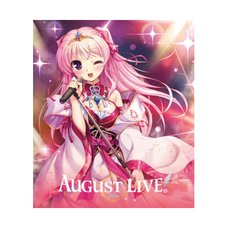 August Live! 2016 Blu-ray & DLC Card