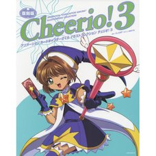 TV Anime Cardcaptor Sakura Illustration Collection: Cheerio! 3 (Reprint)