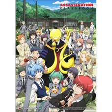 Assassination Classroom Key Art 1 Wall Scroll