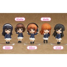 Nendoroid Petite: Girls und Panzer Box Set - Ankou Team Ver.