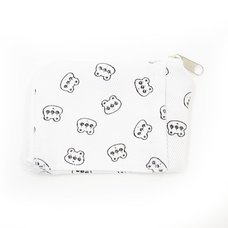 Kumame x PARK Collaborative Key Pouch