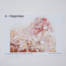 Pretty Girl Postcards