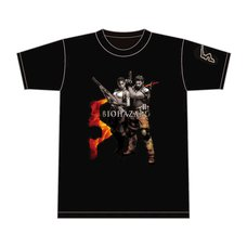 Resident Evil 5 Title Number T-Shirt