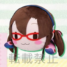 Mega Jumbo Lying Down Plush Evangelion Mari Illustrious Makinami: Plugsuit Ver. feat. Sangatsu Youka