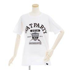 Eva T Party 2016 White T-Shirt