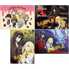Angels of Death Clear File Collection