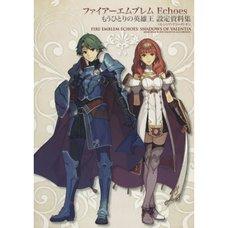 Valentia Accordion: Fire Emblem Echoes: Shadows of Valentia Memorial Book