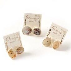Osewaya Cute Realistic Animal Earrings
