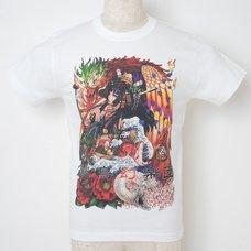 """Kazuasa Sumita """"Kasutori Gengakudan - Kiku"""" T-Shirt"""