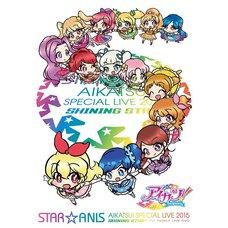 Star Anis Aikatsu! Special Live Tour 2015 Shining Star Family DVD