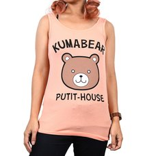 Food Wars! Kumabear Women's Tank Top
