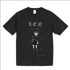 Hatsune Miku Vampire Fest Kagamine Len Graphic T-Shirt