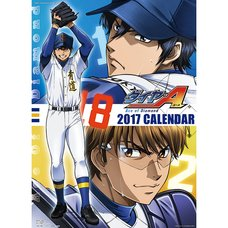 Ace of Diamond 2017 Calendar