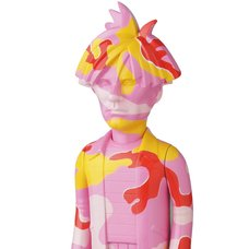 Vinyl Collectible Dolls Andy Warhol Camo Ver.