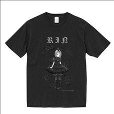 Hatsune Miku Vampire Fest Kagamine Rin Graphic T-Shirt