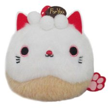 Sweets Neko-dango Strawberry Shortcake