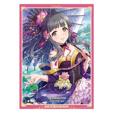 The Idolm@ster Cinderella Girls Sae Kobayakawa A3-Size Clear Poster