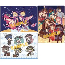 Vocaloid Pirate Clear File Collection