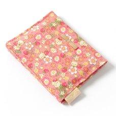 Korilakkuma Strawberry Flower Handkerchief Case