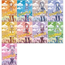 Love Live! School Idol Project Sunny Day Song Clear File Collection