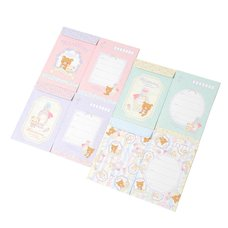 Sweet Happy Rilakkuma Letter Set