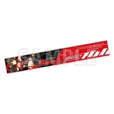 TYPE-MOON Racing Semiramis Muffler Towel