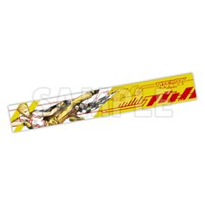 TYPE-MOON Racing Gilgamesh Muffler Towel