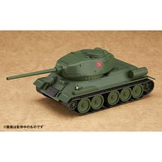 Nendoroid More: Girls und Panzer der Film T-34/85