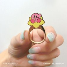 Kirby Super Star Pop Ring