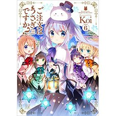 Is the Order a Rabbit? Vol. 6
