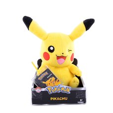 Pikachu 8 Trainer's Choice Series 2 Plush | Pokémon""