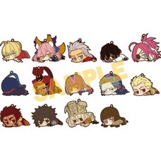 Fate/Extella Link Darun Rubber Strap Collection Vol. 2 Box Set