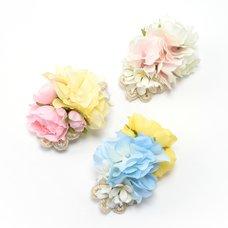 Osewaya Sweet Pea Flower Hair Clip