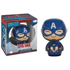 Dorbz: Captain America: Civil War - Captain America