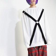 ACDC RAG Parachute Harness Sweatshirt