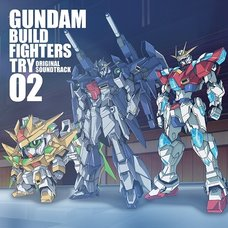 Gundam Build Fighters Try Original Soundtrack 02