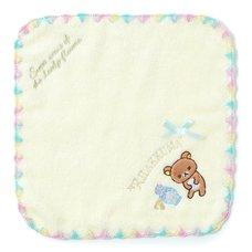 Rilakkuma Mini Towel (Rilakkuma - Beige)