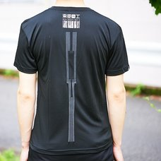 TOA Heavy Industries Black Work T-Shirt (Otsu)