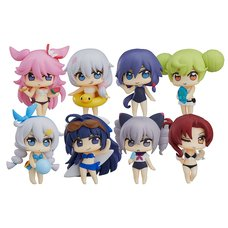 Houkai 3rd Collectible Figures: Reunion in Summer Ver. Box Set